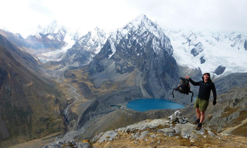 Cam Honan   Peruvian Andes, 2014