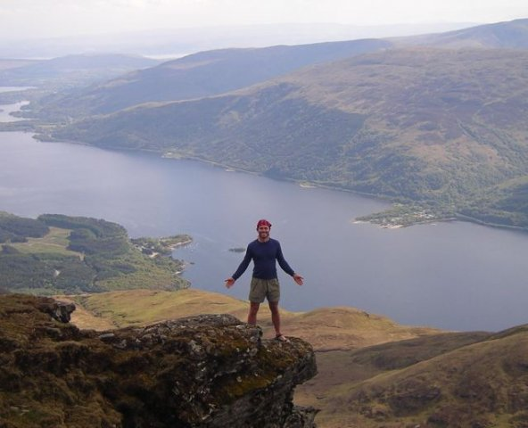 Ben Lomond Scotland 2005 The Hiking Life